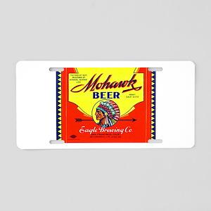 California Beer Label 6 Aluminum License Plate