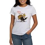 Tofu Not Turkey Women's T-Shirt