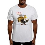 Tofu Not Turkey Light T-Shirt