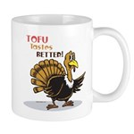 Tofu Not Turkey Mug