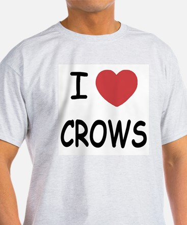 I heart crows T-Shirt