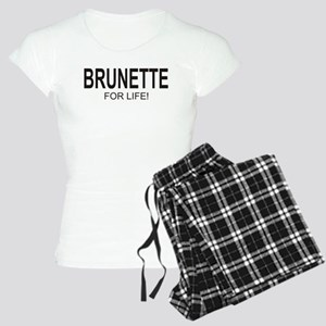 Brunette For Life Women's Light Pajamas
