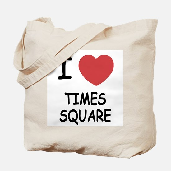 I heart times square Tote Bag