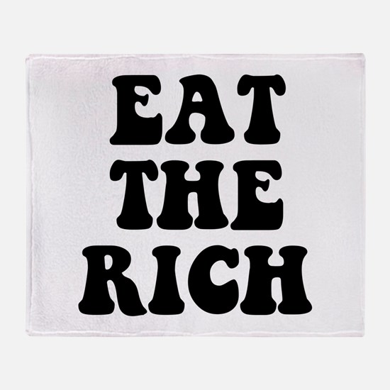 Eat The Rich Occupy Wall Street Protest Stadium B