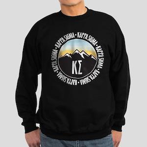 Kappa Sigma Sunset Sweatshirt (dark)