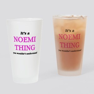 It's a Noemi thing, you wouldn& Drinking Glass