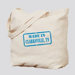 MADE IN CLARKSVILLE Tote Bag