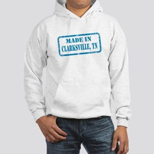 MADE IN CLARKSVILLE Hooded Sweatshirt