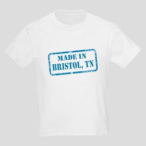 MADE IN BRISTOL Kids Light T-Shirt