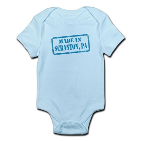 MADE IN SCRANTON Infant Bodysuit