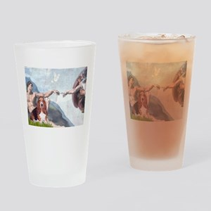 Creation & Basset Drinking Glass