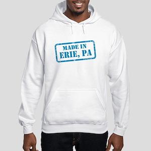 MADE IN ERIE Hooded Sweatshirt
