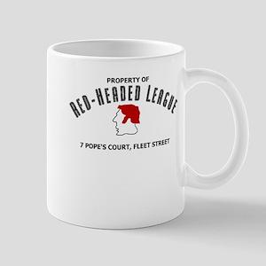 Red-Headed League Mug