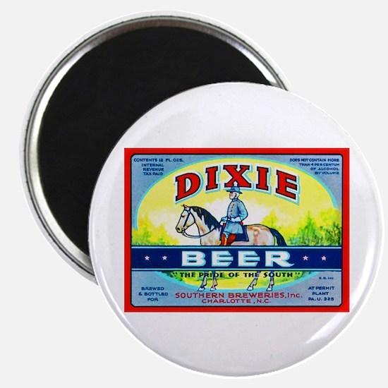 North Carolina Beer Label 1 Magnet