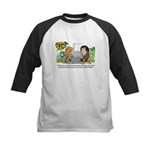 Tarzan MD - Baobab Edema Kids Baseball Jersey