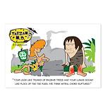 Tarzan MD - Baobab Edema Postcards (Package of 8)