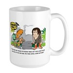 Tarzan MD - Baobab Edema Large Mug