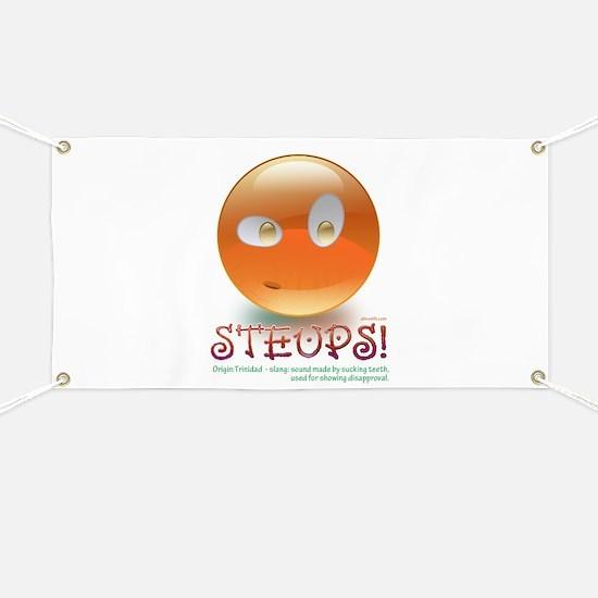 STEUPS Banner