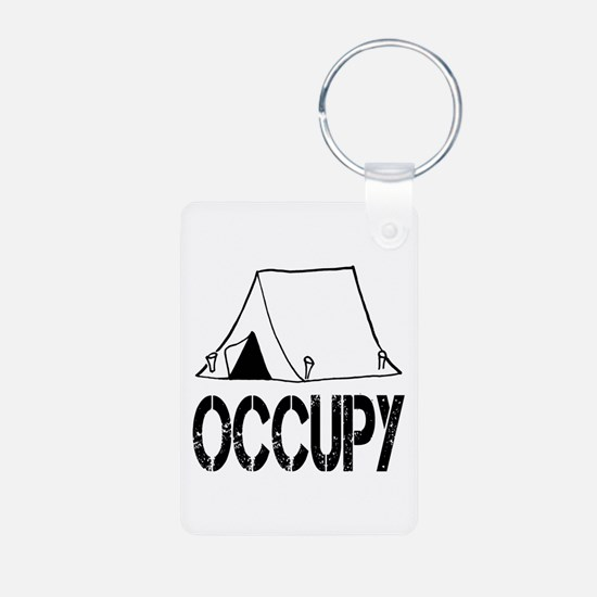 Unique Corporate greed Keychains