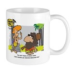 Tarzan MD - Smoking Twigs Mug