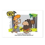 Tarzan MD - Smoking Twigs Postcards (Package of 8)