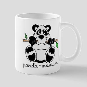 Panda-monium Cartoon Mug