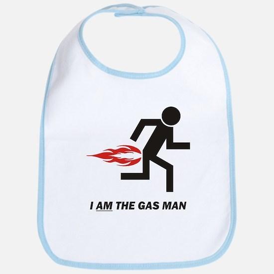 Gas Man Bib