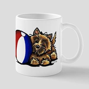 Cairn Terrier n Ball Mug