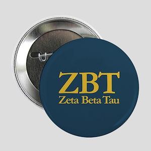 "Zeta Beta Tau Fraternity L 2.25"" Button (100 pack)"
