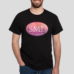 SML Smith Mountain Lake Dark T-Shirt