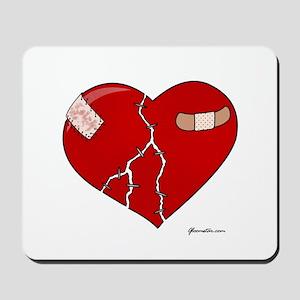 Trusting Heart Mousepad