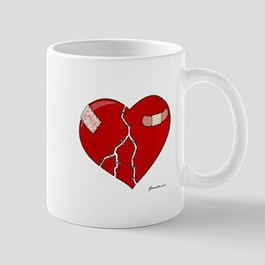 Trusting Heart Mug