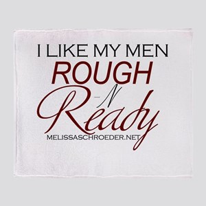 Rough n Ready Throw Blanket