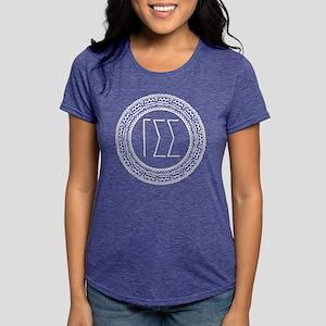 Gamma Sigma Sigma Medall Womens Tri-blend T-Shirts