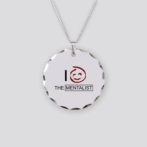 The Mentalist Necklace Circle Charm