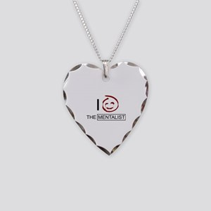 The Mentalist Necklace Heart Charm