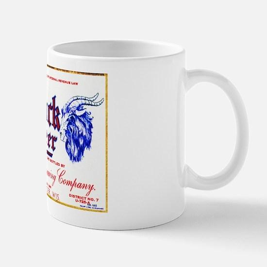 Wisconsin Beer Label 10 Mug