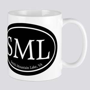 SML Smith Mountain Lake Mug