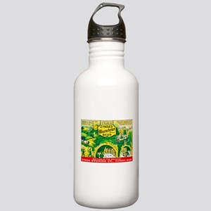 Michigan Beer Label 11 Stainless Water Bottle 1.0L
