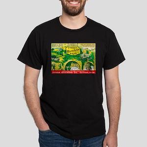 Michigan Beer Label 11 Dark T-Shirt
