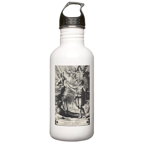 The Sphinx's Riddle Stainless Water Bottle 1.0L