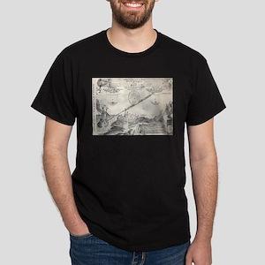 Medieval Geometry Dark T-Shirt