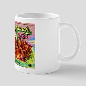 Iowa Beer Label 4 Mug