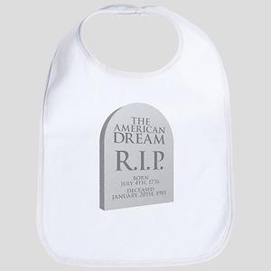 American Dream is Dead Bib