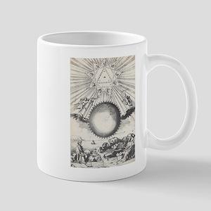 Alchemy Celestial Astrology Mug
