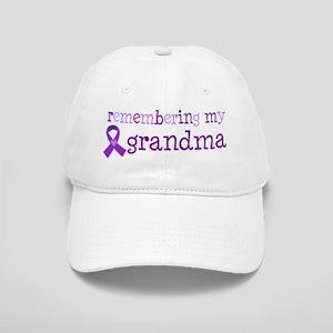 Alzheimers Remember Grandma Cap