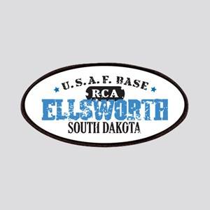 Ellsworth Air Force Base Patches