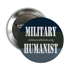 """Atheists in Foxholes 2.25"""" Button (10 pack)"""