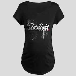 Twilight Saga Maternity Dark T-Shirt