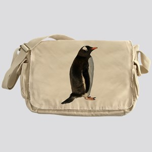 Gentoo Penguin Messenger Bag